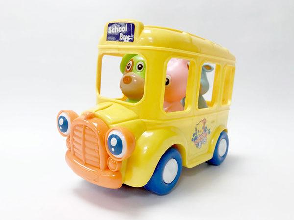 School Bus 電動搖擺巴士 校車 TOYeGO 玩具e哥