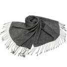 Falchi New York 限定豹紋圍巾(灰色)970002-1