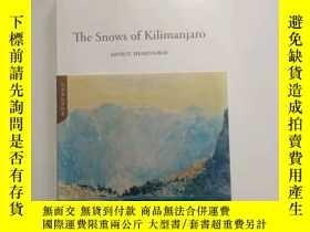 二手書博民逛書店The罕見Snows of KilimanjarY17747 E