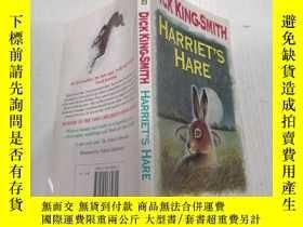 二手書博民逛書店Harriets罕見Hare哈麗特的野兔Y212829