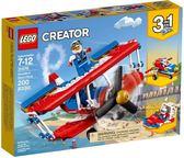 樂高LEGO CREATOR 瘋狂特技飛機 31076 TOYeGO 玩具e哥