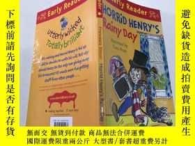 二手書博民逛書店Horrid罕見henry s Rainy day: 可怕的亨利雨天Y200392