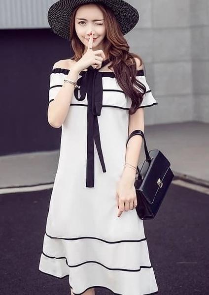 (45 Design)  訂做7天到貨 韓風婚紗禮服  高級訂製服洋裝連身裙團服訂製設計風格禮服 8