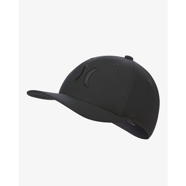 Hurley  DF OAO HAT 棒球帽-DRI-FIT-黑(男孩)