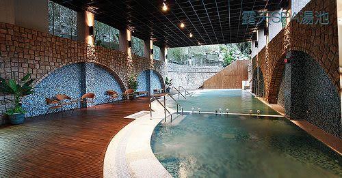 台東知本富野溫泉休閒會館 雙人客房住宿券 (早餐+泡湯SPA+湯屋)