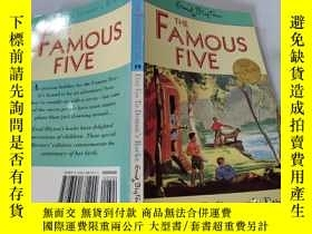 二手書博民逛書店Five罕見Go To Demon s Rocks :五個去惡魔的巖石Y200392