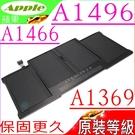 A1496 電池(原裝等級)-蘋果 APPLE A1405,A1369,A1466,A1377,Air 13吋,MC503xx/A,MC504xx/A,A1496