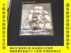 二手書博民逛書店The罕見Clipper Ships mY144640 內詳 內