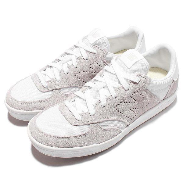【六折特賣】New Balance 休閒鞋 CRT300 NB N字鞋 灰 白 低筒 平底鞋 運動鞋 男鞋【PUMP306】 CRT300FFD
