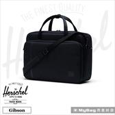 Herschel 公事包 電腦包 平板/15吋電腦包 側背包 商務包 Gibson 得意時袋