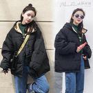 熱銷棉衣新款冬季韓版學生加厚麵包服ins羽絨小棉衣女短款bf寬鬆 曼莎時尚