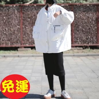 純白系列女款秋冬保暖推薦棒球外套1色300e12【Brag Na義式精品】