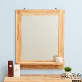 【諾雅度】原生實木DIY壁掛方鏡架