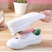 ✭米菈生活館✭【P413】一體式收納鞋架 家居用品 加厚 鞋托架 簡易 雙層 塑料鞋架 收納 整潔