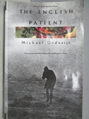 【書寶二手書T1/原文小說_MNB】The English Patient_Michael Ondaatje