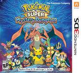 3DS Pokemon Super Mystery Dungeon 神奇寶貝超不可思議的迷宮(美版代購)
