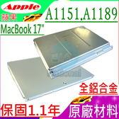 APPLE 電池-A1189,A1151,MACBOOK MA092,MA611, MA897,MA897LL/A,MA458,MA458J/A MA458J/A,蘋果 電池
