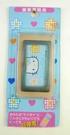 【震撼精品百貨】Hello Kitty 凱蒂貓~KITTY貼紙-防磁波貼紙-藍色