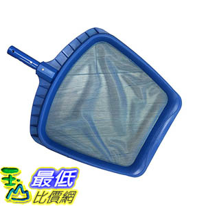 [106美國直購] Durable Heavy Duty Pool Leaf Skimmer for Professional Pool Cleaning