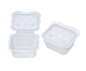 日本Richell-卡通型離乳食保存容器150ml(6入裝)