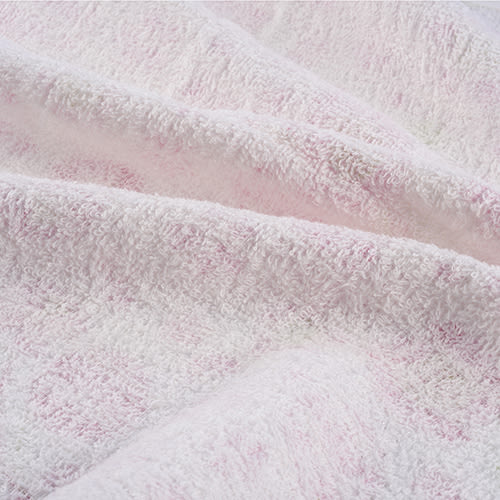 (小)日本製杉乃實銀抗菌彩花棉紗毛巾/面巾-薔薇/紅-妙屋房