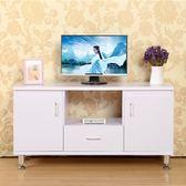 一件免運-電視櫃組合簡約現代小戶型客廳臥室簡易高款電視機櫃電視桌落地櫃WY