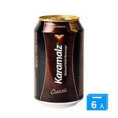 卡麥隆黑麥汁330ML*6罐-原味【愛買】