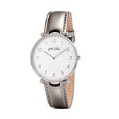 【Folli Follie】Lady Club簡約核心精緻時尚腕錶-金屬灰/WF17T015SSS_SI/台灣總代理公司貨享兩年保固