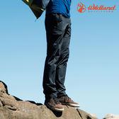 【WildLand荒野】0A52320男彈性防潑水防風保暖長褲 (M~2L) / 城市綠洲 (露營、戶外休閒、旅行)