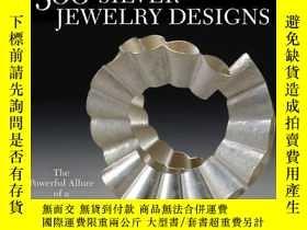 二手書博民逛書店500罕見Silver Jewelry DesignsY256260 Marthe Le Van Lark C