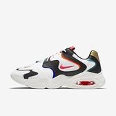 Nike Air Max 2x [DD8488-160] 男鞋 運動 休閒 支撐 緩震 透氣 柔軟 舒適 穿搭 白 橘