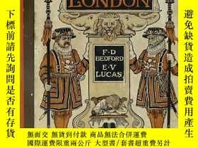 二手書博民逛書店THE罕見VISIT TO LONDONY417672 E.V. Lucas Methuen & Co