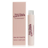 Jean Paul Gaultier高堤耶 Classique 裸女女性淡香水針管 0.8ml【UR8D】