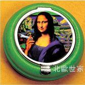 全館超增點大放送日本便攜式煙灰缸隨身帶蓋煙灰缸攜帶口袋煙缸創意迷你戶外煙灰盒