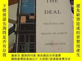二手書博民逛書店HERE S罕見THE DEALY173500