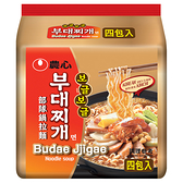 韓國 農心 部隊鍋拉麵(127gx4包)【小三美日】團購/泡麵
