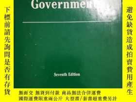 二手書博民逛書店Major罕見European governments (The Dorsey series in politic