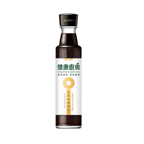 健康廚房經典醇釀醬油300ML 超值二入組【愛買】
