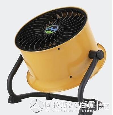 通風扇 戶外室內強力工程大風大功率高速空氣對流循環扇趴坐地工業電風扇 圖拉斯3C百貨