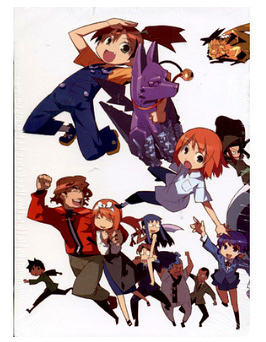 絕版清倉-吉永家的石像怪DVD 初回限定版 VOL.1 + BOX全套收藏盒