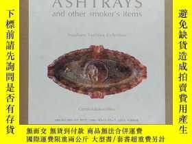 二手書博民逛書店灰皿-Ashtrays罕見and other smokers items(日文原版)Y169804 土屋陽三郎
