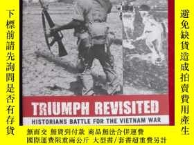 二手書博民逛書店Triumph罕見Revisited: Historians B