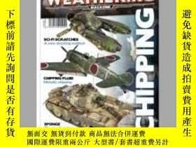 二手書博民逛書店The罕見Weathering Magazine Issue 3. CHIPPING-風化雜誌第3期。削片Y4