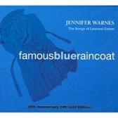 【停看聽音響唱片】【CD】珍妮佛.華恩絲:「著名的藍雨衣」二十週年紀念版 (24k金CD版)