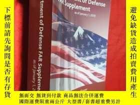二手書博民逛書店Department罕見of Defense Fed Acq R