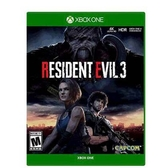 【預購4/3】Xboxone  惡靈古堡3 重製版 生化危機3 Resident Evil 3  Re 重製版 中文版