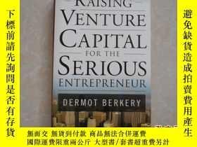 二手書博民逛書店英文原版罕見Raising Venture Capital fo