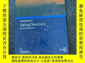 二手書博民逛書店admiralty罕見sailing directions china sea pilot vlome 2 np3