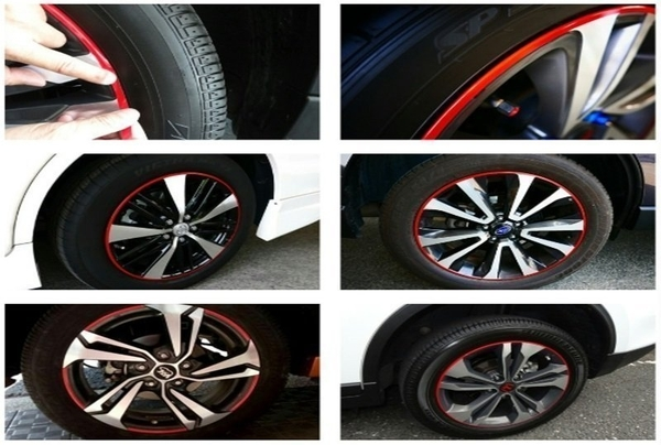 TOYOTA豐田【CROSS車身貼條】COROLLA CROSS改裝 3M貼膜 內裝飾條 車體貼紙 車身包膜