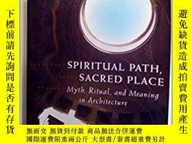 二手書博民逛書店Spiritual罕見Path, Sacred PlaceY364682 Thomas Barrie Sham